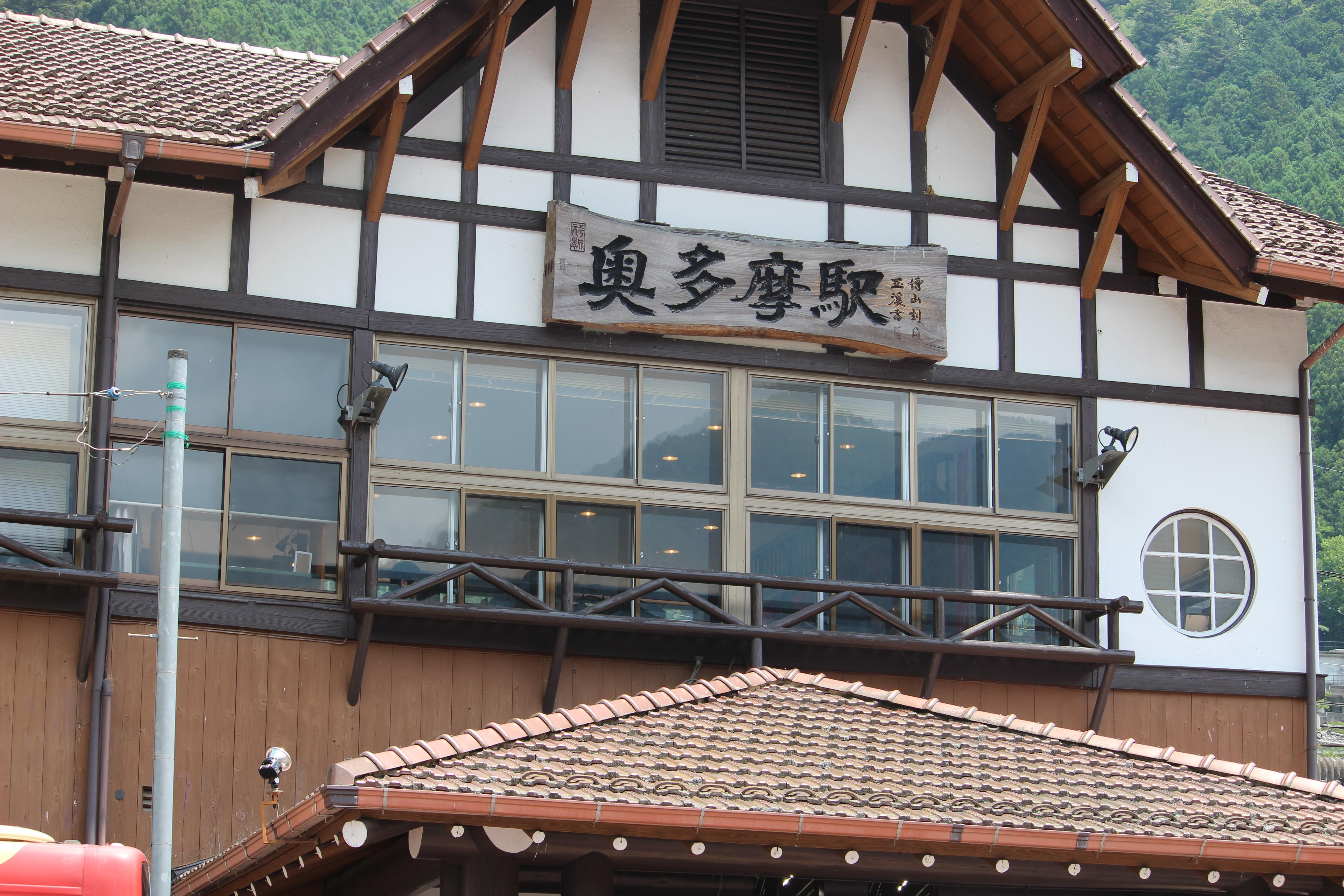 奥多摩へ流木を求めて~東京から電車で山川へ!