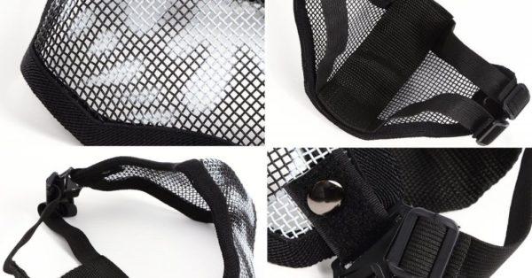 サバゲー用マスクの種類と特徴と選び方【装備必須!】